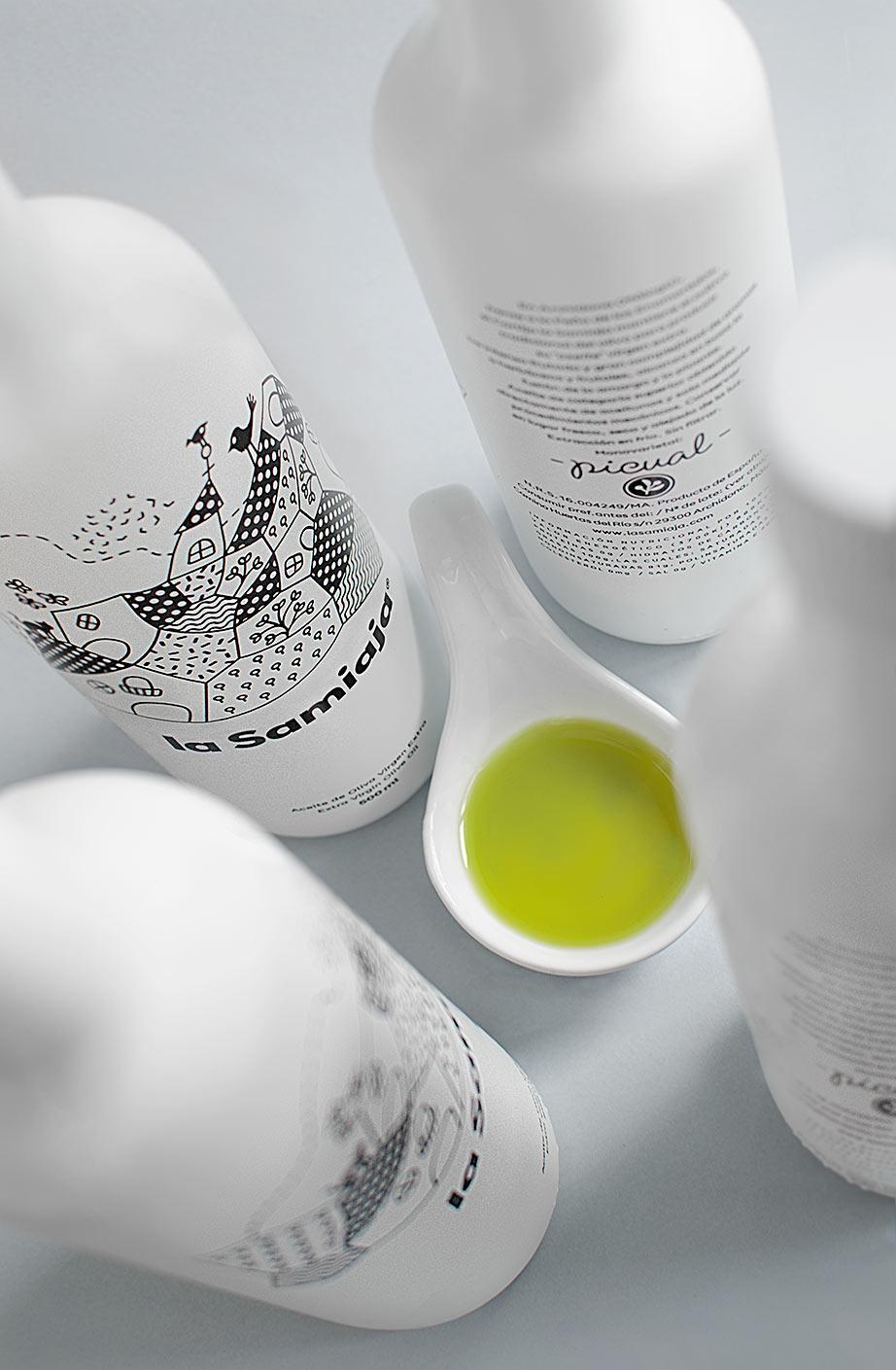la samiaja aceite de oliva virgen extra archidona málaga andalucía venta regalo