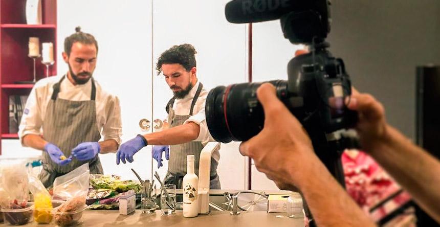 la samiaja, show cooking, aceite de oliva virgen extra